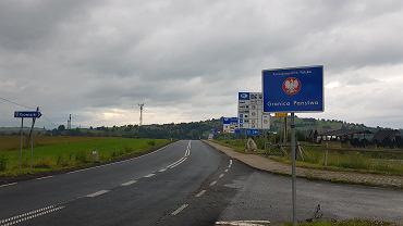 Przejście graniczne Chochołów-Suchá Hora w 2018 r.