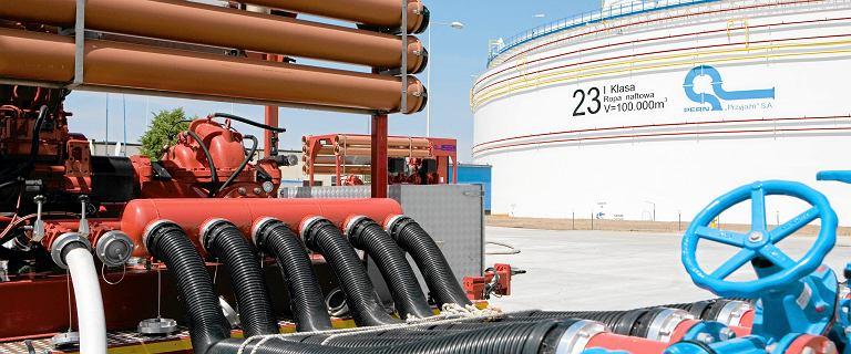 Polska wstrzymała odbiór ropy z Rosji na granicy z Białorusią. Orlen uspokaja