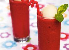 Sorbetowy smoothie - ugotuj