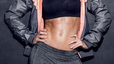 Taki brzuch uzyskasz, dzięki prawidłowej diecie i ćwiczeniom!