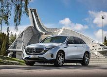 Mercedes EQC wyceniony w Polsce. Elektryczny SUV Mercedesa jest tańszy od Audi