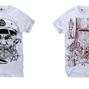 Koszulka z kolekcji Ninety Eight Clothing. Cena: 45 zł