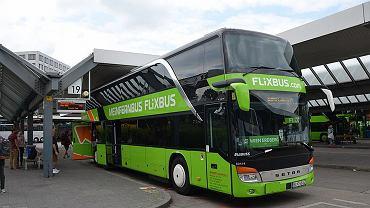 Lublin: kierowca Flixbusa nie wpuścił kobiety z niepełnosprawną córką