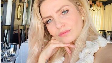 Maja Fryjkowska, Instagram, Screenshot