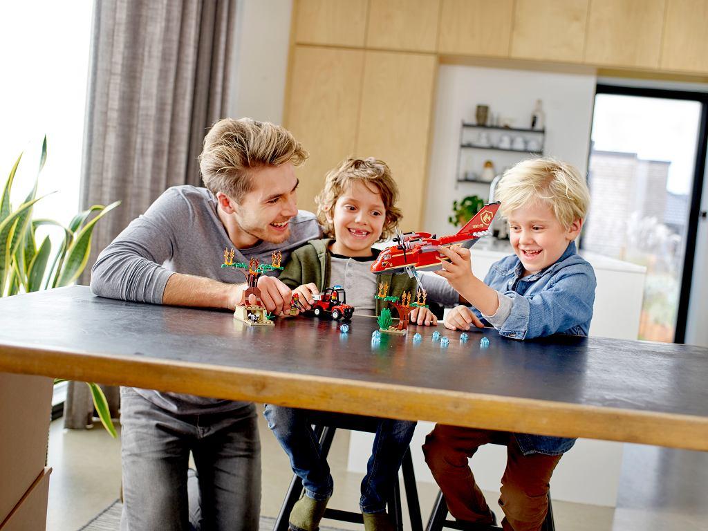 Z badań wynika, że dorośli nie za bardzo potrafią bawić się z dziećmi