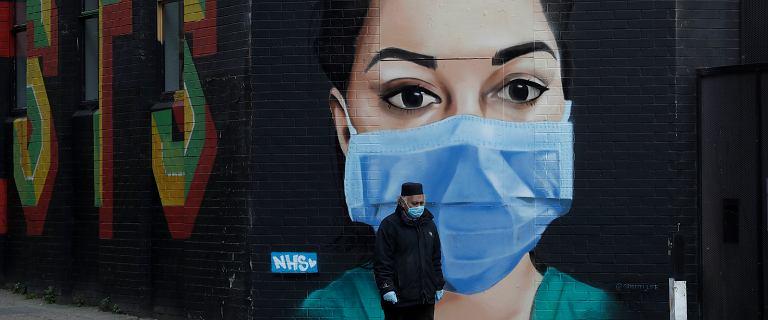 Rząd Wielkiej Brytanii chce przetestować na COVID-19 całe społeczeństwo. W planie 10 proc. populacji każdego tygodnia
