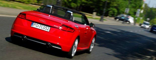Audi TT Roadster 2.0 TFSI