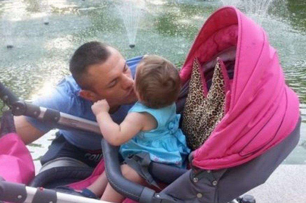 Trybson z córką