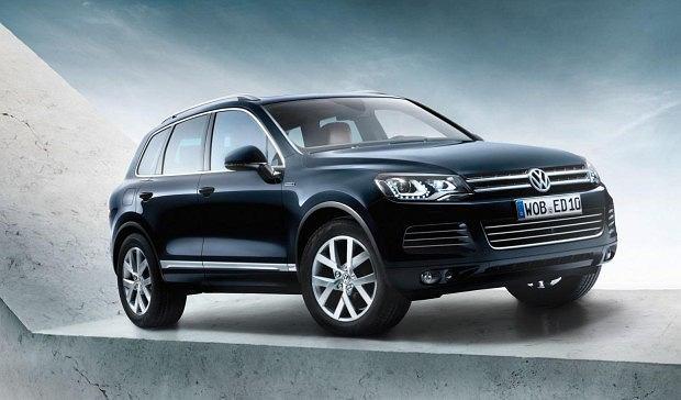 Volkswagen Touareg Edition X (fot. VW)