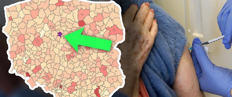 Jak idą szczepienia w Polsce? Ten powiat może być wzorem