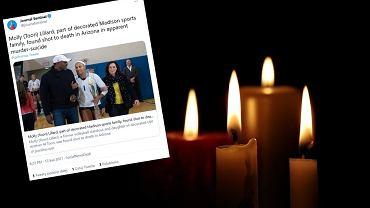 Tragedia w USA. Nie żyje 28-letnia siatkarka. Zastrzelił ją mąż