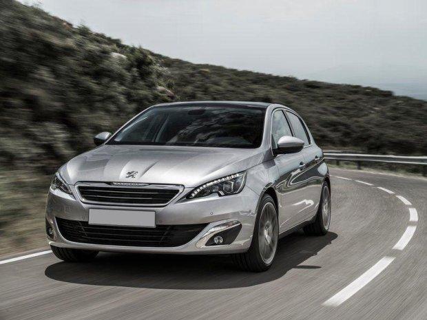 Peugeot 308 1.6 BlueHDi