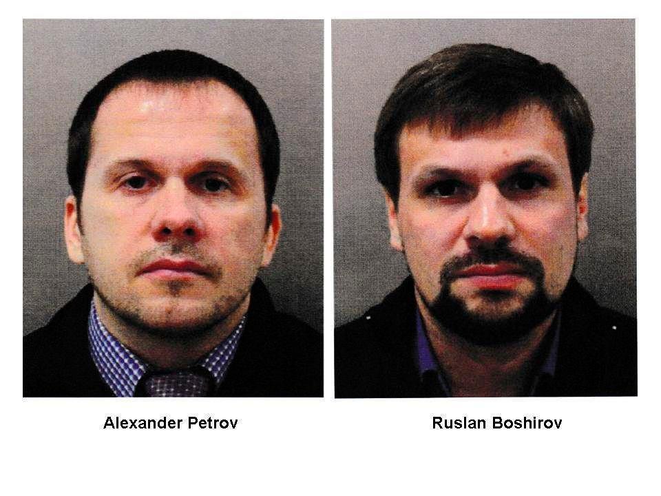Aleksandr Pietrow i Rusłan Boszirow