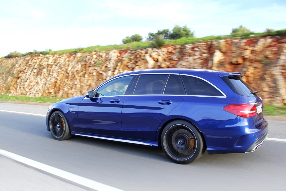 Mercedes-AMG C 63 S Estate
