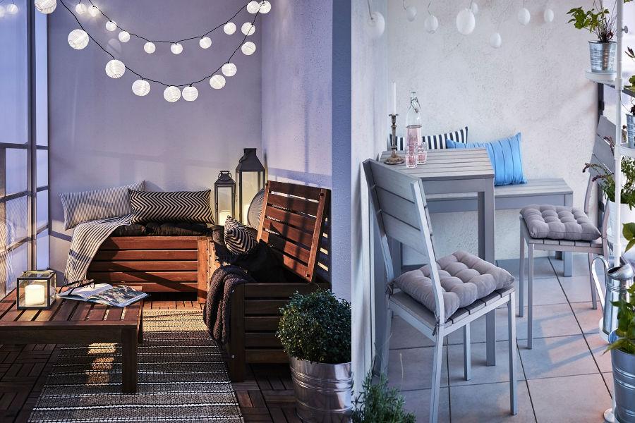Przytulnie i romantycznie - urządź balkon idealny!