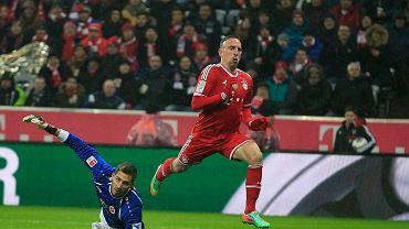 Bayern rozbił Eintracht Frankfurt 5:0