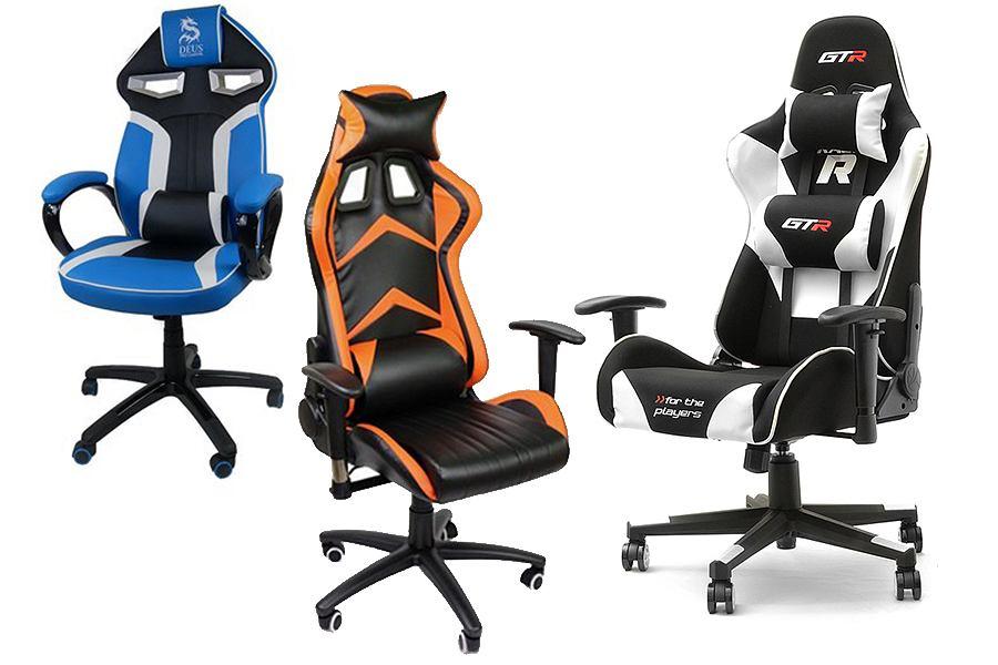 Fotele dla graczy - jaki wybrać?