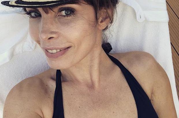 Agnieszka Dygant wyjechała na zasłużony urlop. Aktorka od kilku dni rozpieszcza fanów zdjęciami w bikini. Dawno nie widzieliśmy jej w takim gorącym wydaniu.