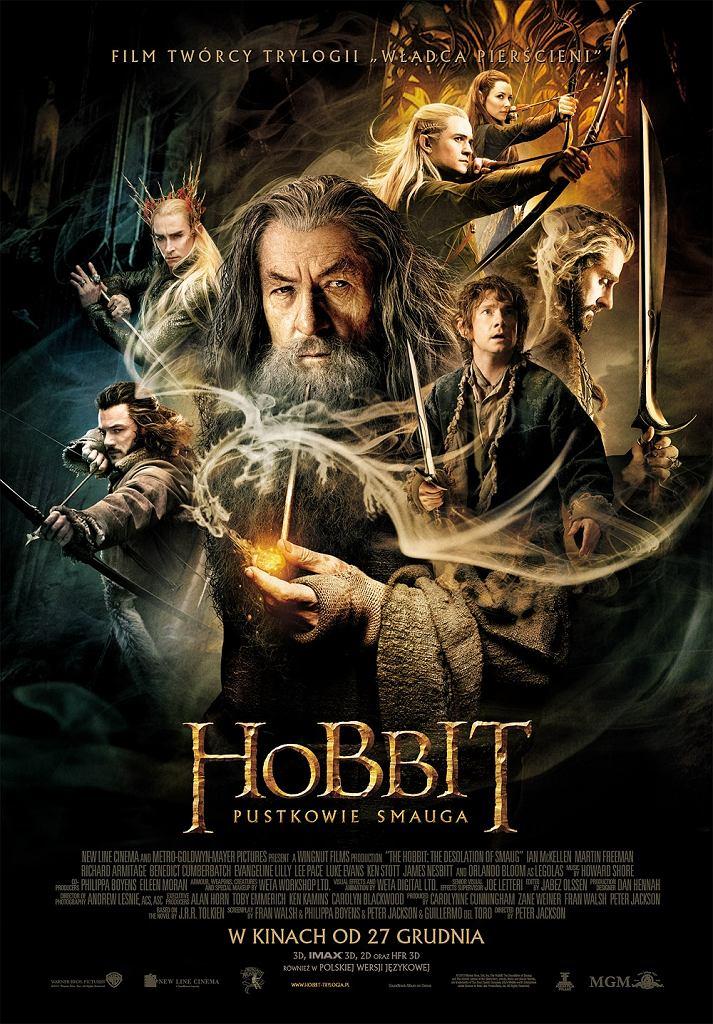 Hobbit: Pustkowie Smauga, reż. Peter Jackson