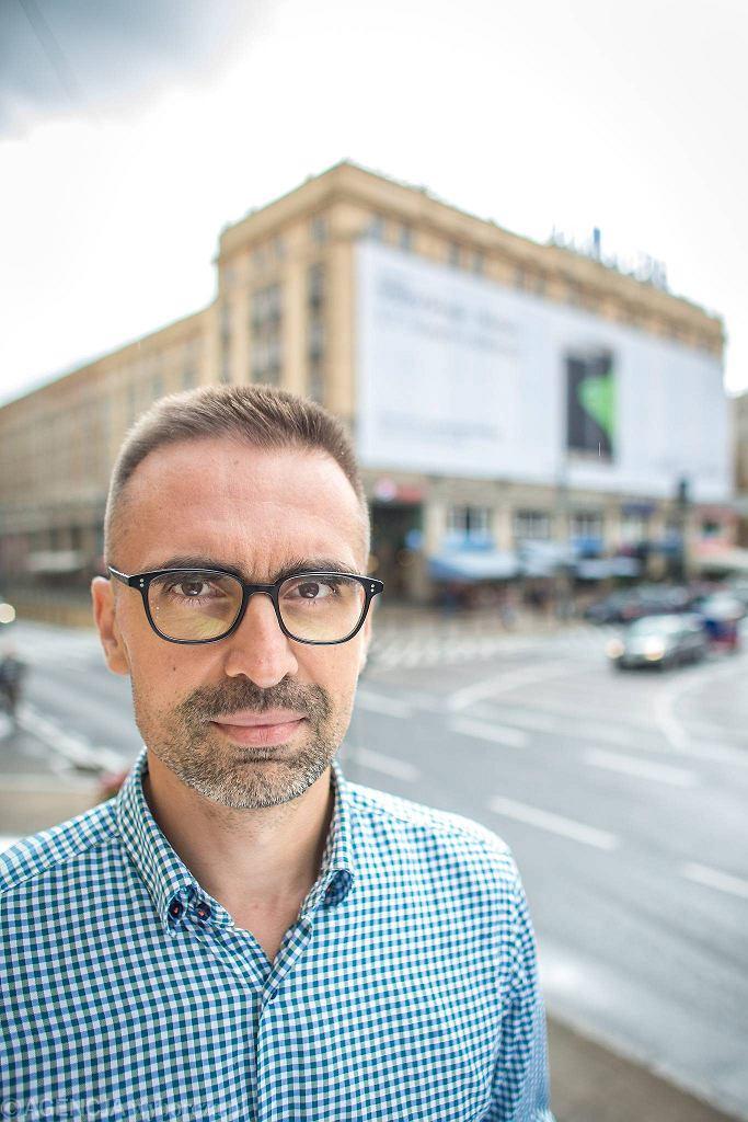 Wojciech Wagner, naczelnik wydziału estetyki przestrzeni publicznej w miejskim biurze architektury i planowania przestrzennego