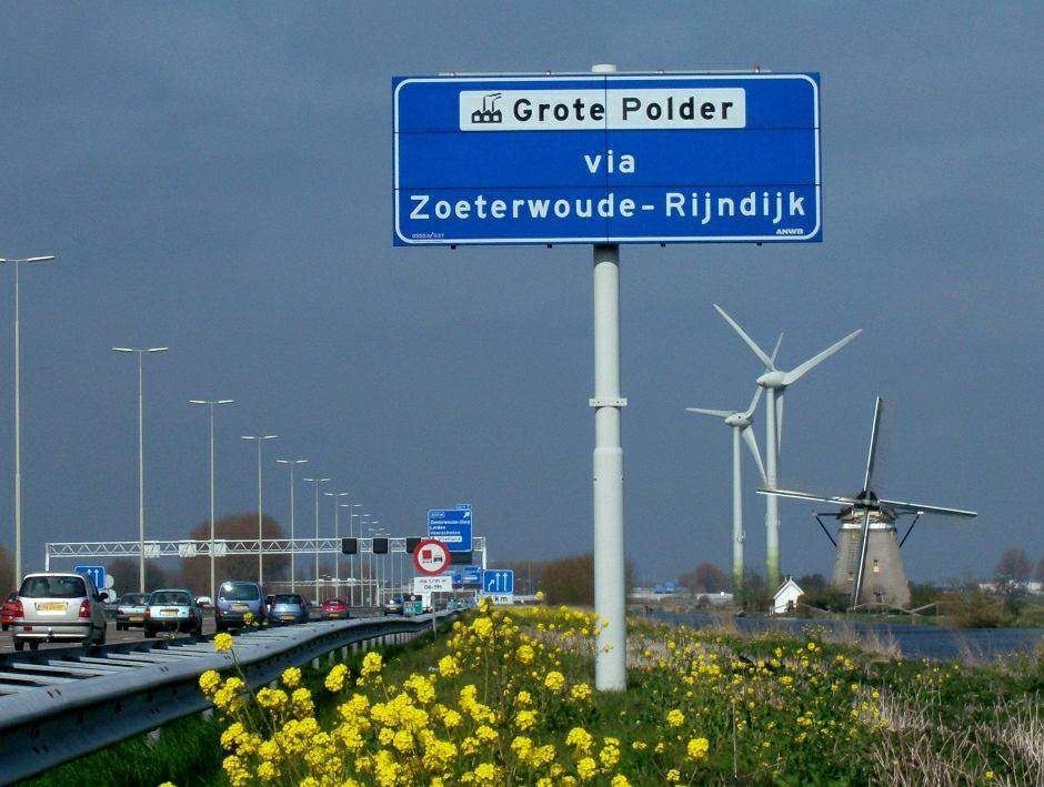 W Holandii z powodu upałów w ciągu niespełna tygodnia zmarło 3 tys. osób