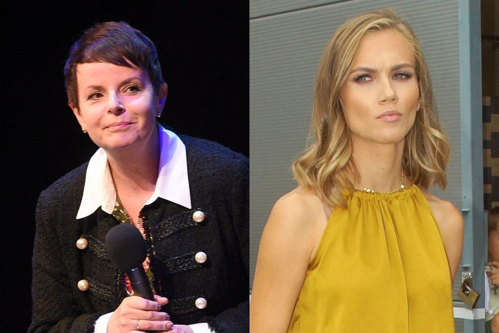 Karolina Korwin Piotrowska, Agnieszka Kaczorowska