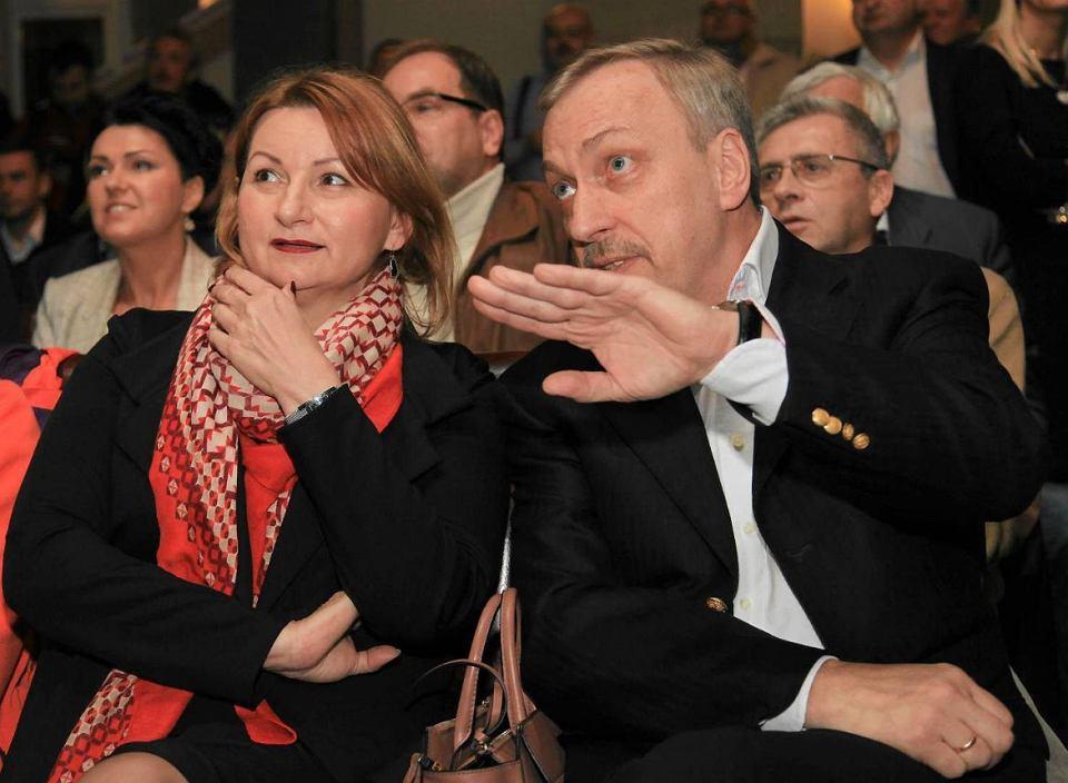 Wybory parlamentarne 2019. Barbara i Bogdan Zdrojewscy