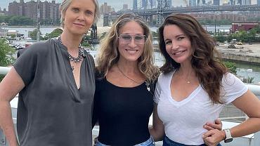Sarah Jessica Parker odwiedziła po latach mieszkanie Carrie Bradshaw