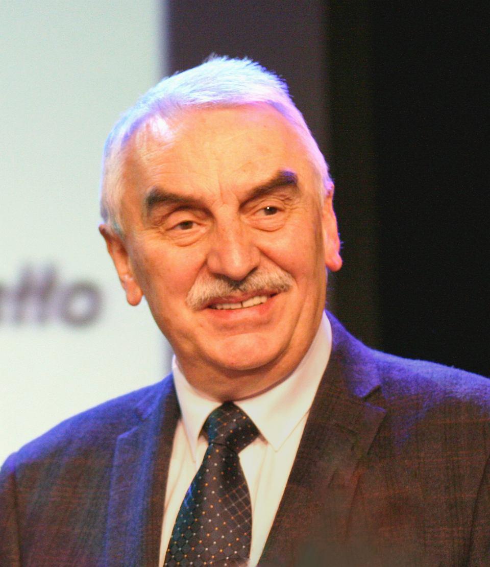 prof. dr hab. inż. - Zbigniew Walczyk, rektor-założyciel PWSZ w Elblągu