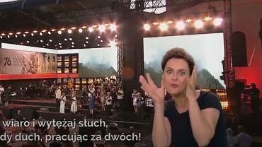 Koncert 'Warszawiacy śpiewają (nie)zakazane piosenki'