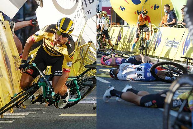 Rozpoczął się 77. wyścig szosowy Tour de Pologne. Pod koniec pierwszego etapu doszło do niebezpiecznego wypadku. Holenderski kolarz Fabio Jakobsen jest już po operacji.