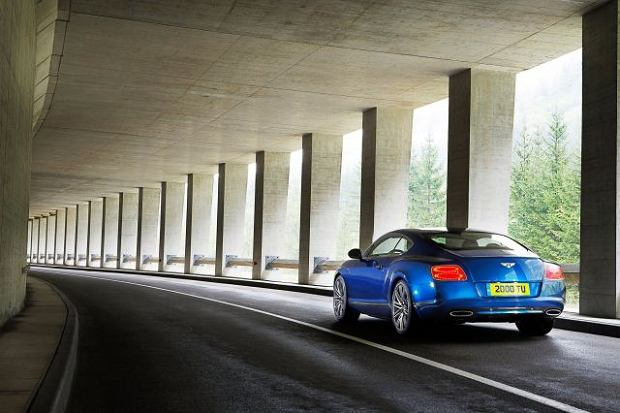 New 2012 Bentley Continental GT Speed to be debuted in Goodwood Festival of Speed