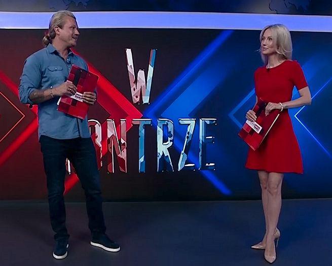 Materiały promocyjne, Jarosław Jakimowicz i Magdalena Ogórek