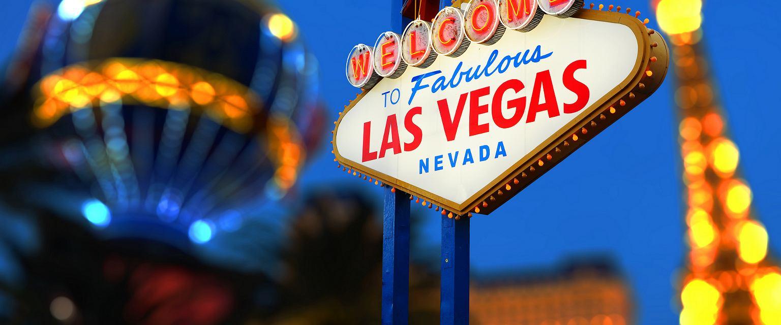 Las Vegas (fot. shutterstock.com)