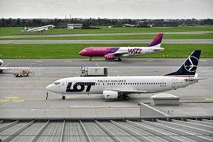 Lotnictwo truje coraz bardziej. Milionowe opłaty za emisje CO2 nie rozwiążą problemu