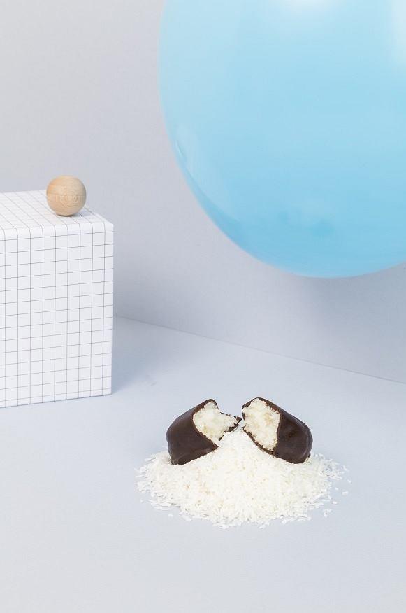 To słodka propozycja dla miłośników kokosów