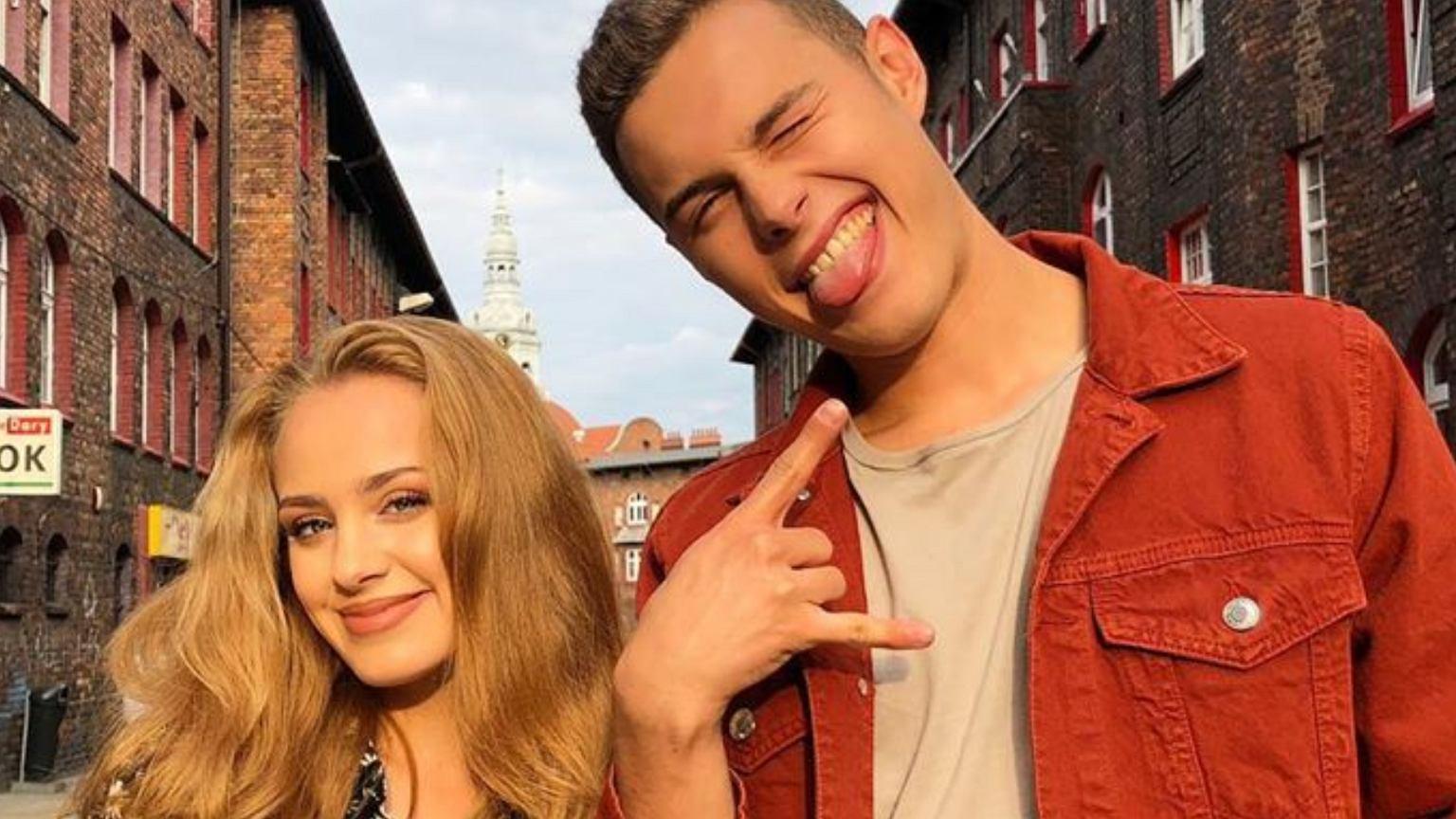 Wiktoria Gąsiewska i Adam Zdrójkowski planują ślub? Aktorka odpowiedziała jednoznacznie. Zdradziła też, że są zaręczeni!