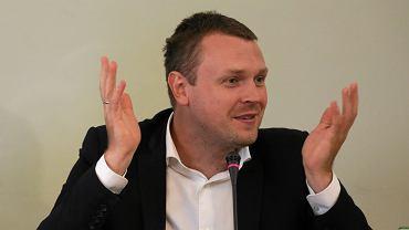 Michał Tusk przed komisją śledczą ds. Amber Gold