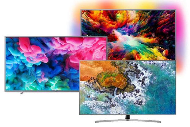 Telewizory objęte akcją promocyjną - nasz wybór