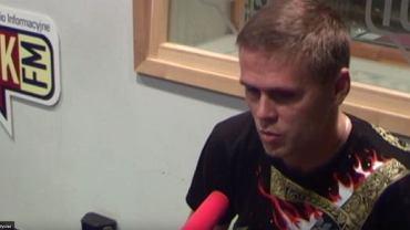 Łukasz Walczak, rzecznik Młodzieży Wszechpolskiej