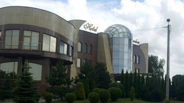 Ośrodek, w którym na zgrupowaniu jest Cracovia