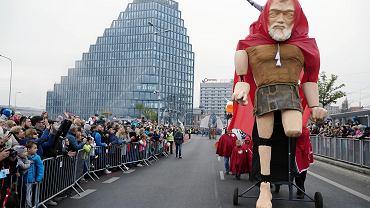 11 listopada 2018 r. Parada świętomarcińska w Poznaniu