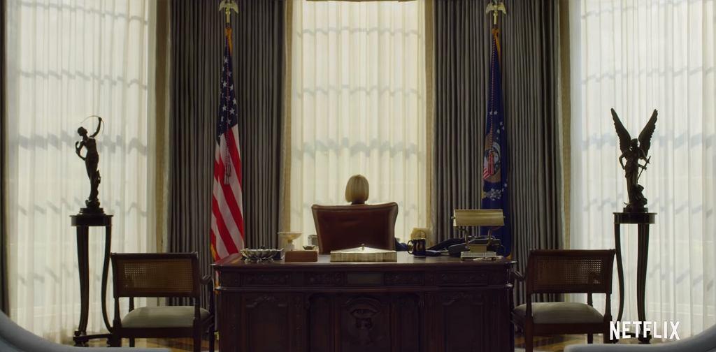 House of Cards 6   The Final Season   Netflix