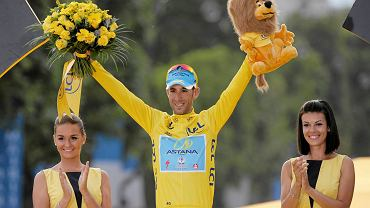 Triumfator Tour de France 2014 Vincenzo Nibali