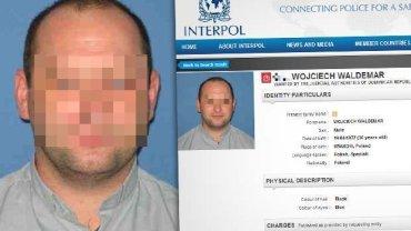 ks. Wojciech G. był poszukiwany listem gończym przez Interpol