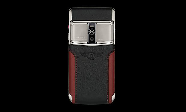 Vertu New Signature Touch Collection for Bentley