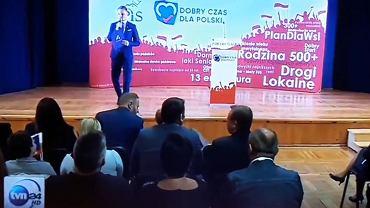 Konwencja PiS w Piekarach Śląskich