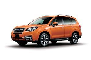 Salon Tokio 2015 | Subaru Forester | Lekka poprawa wizerunku