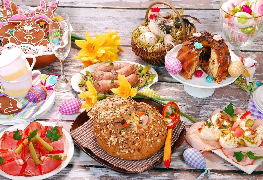 Prezenty na Wielkanoc