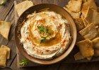 <strong>Hummus</strong> - arabska pasta w sam raz na śniadanie i przyjęcie
